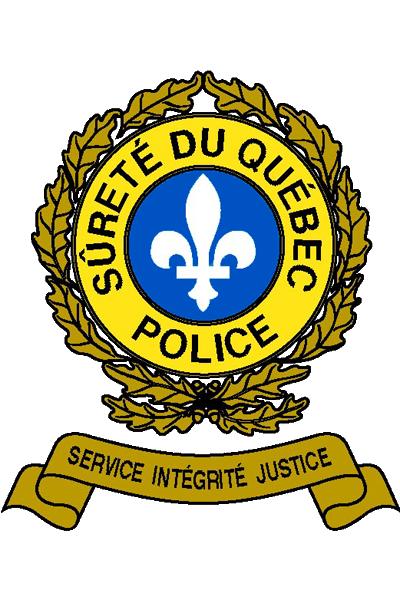 Sureté du Québec Police